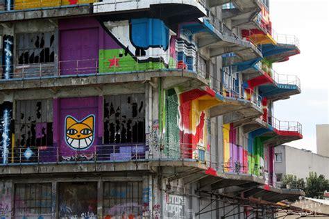 chambre de commerce et d industrie metz magasins généraux graffiti warehouse on canal l ourcq in