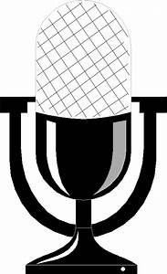 Radio Microphone Clipart - Clipart Suggest