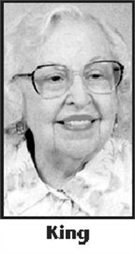 IMOGENE KING Obituary - Fort Wayne, IN | Fort Wayne Newspapers