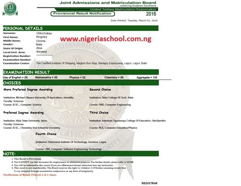 Can We Check Neco Result Without Scratch Card? Naij.com