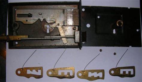 fonctionnement et crochetage d une serrure 224 gorges