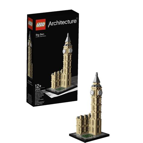 Lego Architecture 21013 Big Ben Ebay