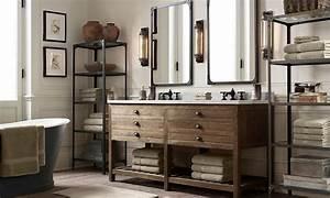 best 25 restoration hardware bathroom ideas on pinterest With bathroom vanities like restoration hardware