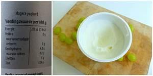 Skyr yoghurt voedingswaarde