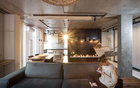warm romantic apartment   casual feel