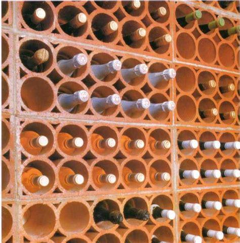 Weinkeller, Weinlagersteine, Weinziegel, Flaschenregal