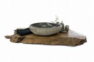 Waschtischunterschrank Für Aufsatzwaschbecken Holz : waschtischplatte aus altem holz der fliesenonkel ~ Bigdaddyawards.com Haus und Dekorationen