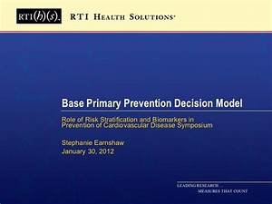 Base Primary Prevention Decision Model