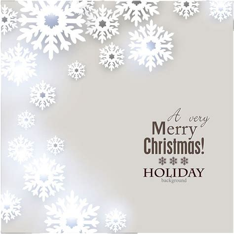 Free Vector beautiful Merry Christmas & Happy New year