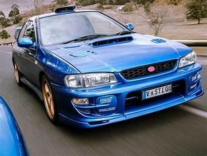 2000 Subaru Impreza Wrx Sti Type R   Subaru