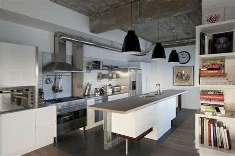 cuisine type industriel cuisine style industriel une beaut 233 authentique
