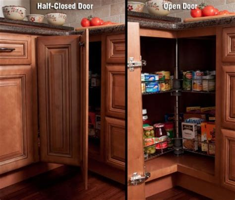 blind corner kitchen cabinet ideas blind corner cabinet options home design ideas