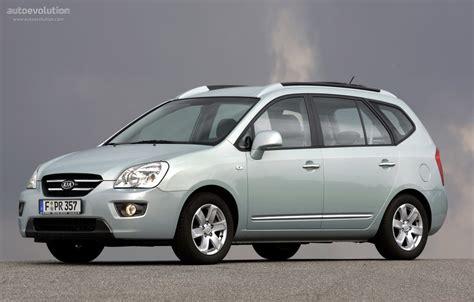 Kia Carens Specs  2008, 2009, 2010, 2011, 2012, 2013