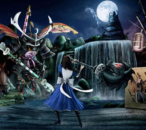Alice: Madness Returns wallpapers or desktop backgrounds
