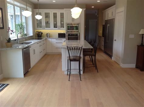 Rubio Monocoat hard wax matte oil finish on this kitchen