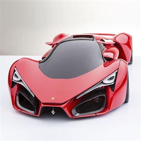 "Taking inspiration from ferrari and pininfarina. ""Ferrari F80 Concept • 1200 HP TT V8 Hybrid • Photo by # ..."