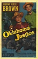 Oklahoma Justice movie posters at movie poster warehouse ...
