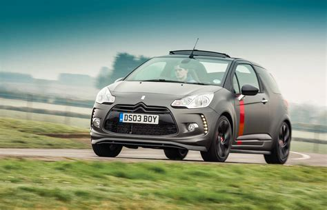 citroen ds3 racing citroen ds3 cabrio racing ultra limited edition goes on sale