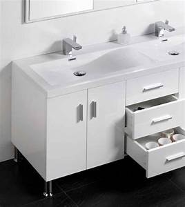 Meuble Salle De Bain Sans Vasque : meubles lave mains robinetteries meuble sdb meuble de ~ Dailycaller-alerts.com Idées de Décoration