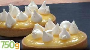 Recette Tarte Citron Meringuée Facile : recette de la tarte au citron meringu e inratable 750 grammes youtube ~ Nature-et-papiers.com Idées de Décoration