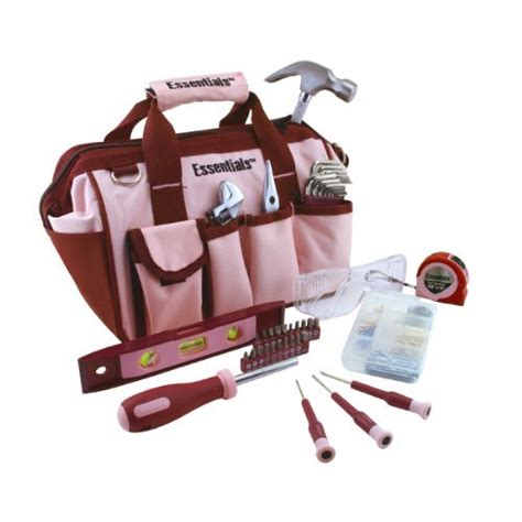 best tools to around the house best women bag store great neck 6632 essentials around the house tool kit pink best women bag