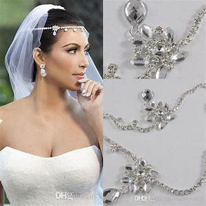 2016 Kim Kardashia Real Images Rhinestone Beautiful