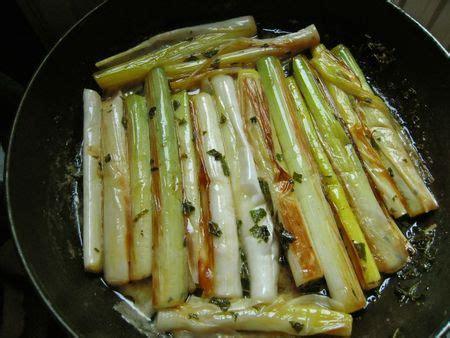 comment cuisiner le poireau a la poele des poireaux comme chez passard menus propos