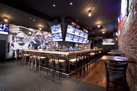 Sports Bar Furniture by Feature Project Patriots Sports Bar Ergoline Furniture