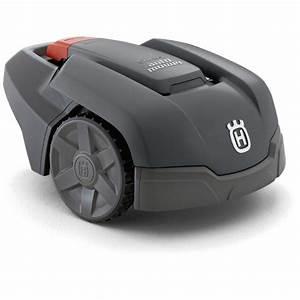 Tondeuse Robot Husqvarna : tondeuse husqvarna automower am305 gris ~ Premium-room.com Idées de Décoration