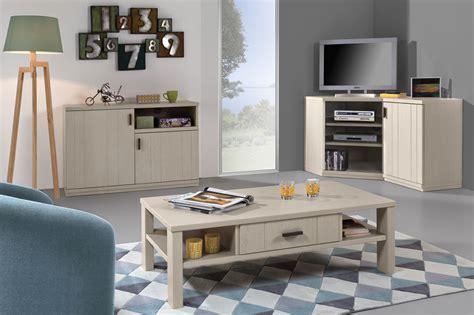 tv pour chambre meuble tv chêne angle ou droit meubles minet