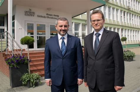 foto de Wojciech Wardacki nowym prezesem Grupy Azoty