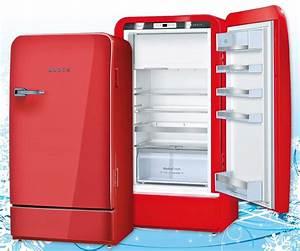Kühlschrank Mit Gefrierfach Retro : dieser k hlschrank ist au en retro innen modern kielerleben ~ Orissabook.com Haus und Dekorationen