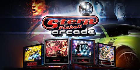stern pinball arcade nintendo switch  software