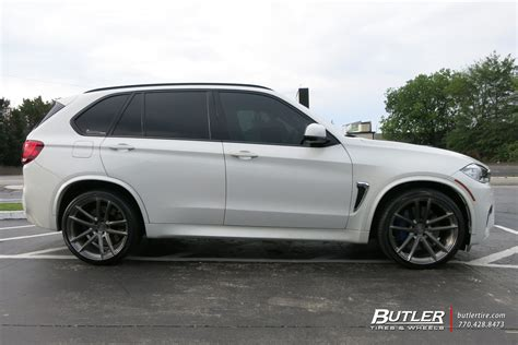 Bmw X5 Tires by Bmw X5 M Custom Wheels Avant Garde F331 22x Et Tire