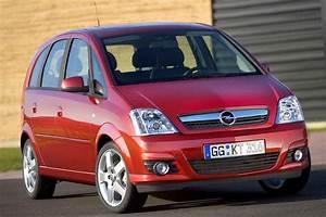 Fiche Technique Opel Meriva : fiche technique opel meriva 1 7 cdti 100 2008 ~ Maxctalentgroup.com Avis de Voitures