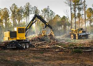 234b Loader  U0026 630e Skidder Photo