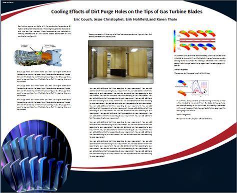 academic poster template academic poster template microsoft word templates