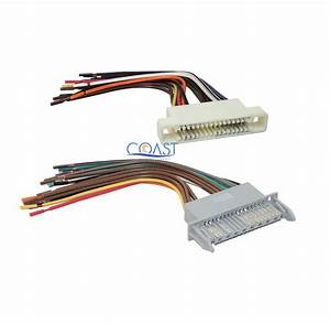 Car Stereo Wiring Harness Combo For 2000