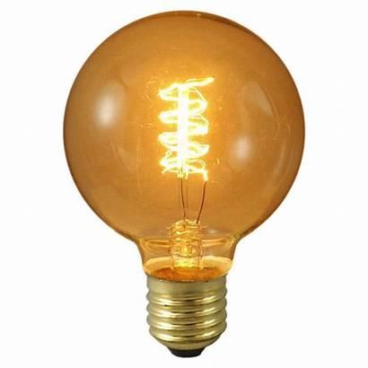 Globe Bulb Antique Bulbs Decorative Watt Es