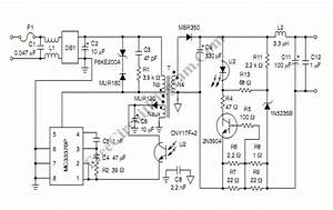 Constant Current Constant Voltage Smps  Switch Mode Power