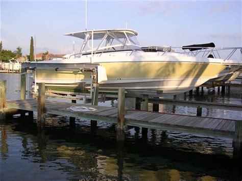 Intrepid Boats 348 Walkaround by 2003 Intrepid 348 Walkaround Reduced To Sell