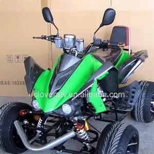 Electric Start Automatic Transmission 110cc Racing Quad