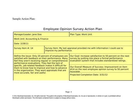 developing  business action plans word docs