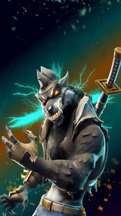 Fortnite Backgrounds Wallpapers Android Cool Wolf Season