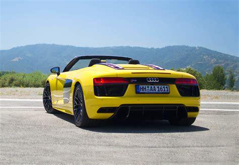 Hire Audi R8 Spyder  Rent Audi R8 Spyder  Aaa Luxury