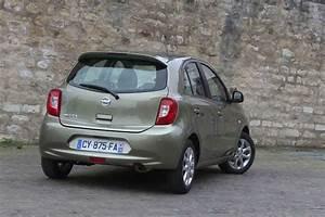 Nissan Boite Automatique : essai nissan micra 1 2 80 ch cvt connect edition auto plus 17 f vrier 2014 ~ Gottalentnigeria.com Avis de Voitures
