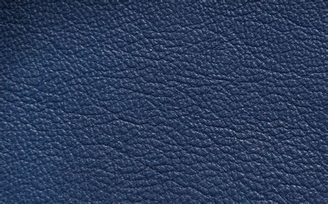 Download wallpapers Blue leather texture blue fabric