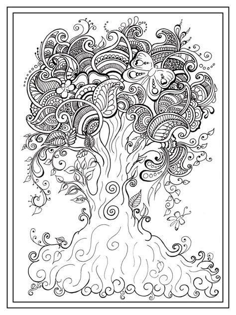 Coloring For by Anti Stress Coloring Pages For Adults Free Printable Anti