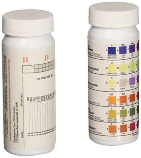 clorox poolspa clx  salt pool saltwater test