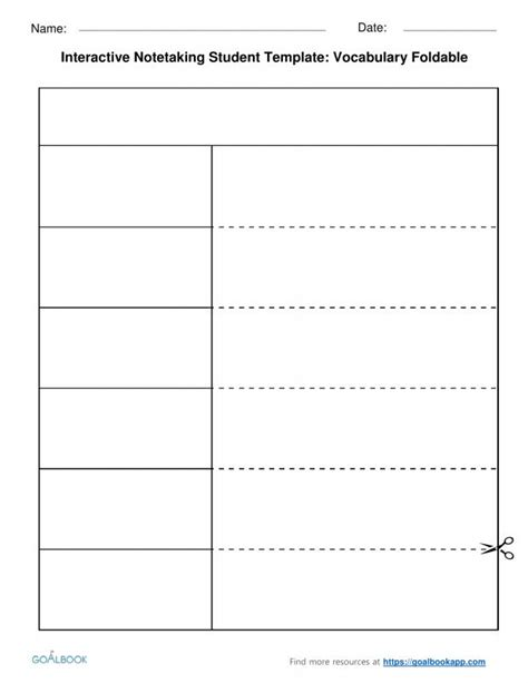 Note Taking Template Note Taking Template Template Business